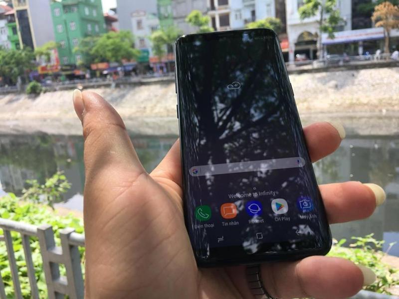 Điện thoại Samsung Galaxy S8 Hàn 2 sim