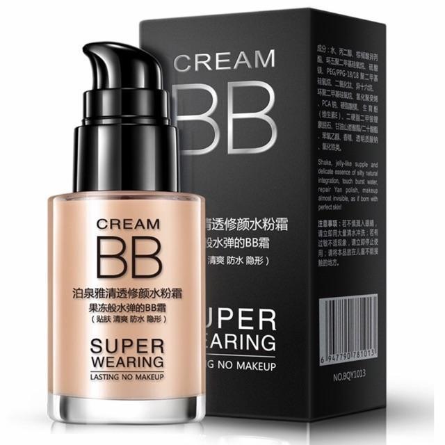 Hình ảnh Kem Nền BB Cream Bioaqua Super Wearing
