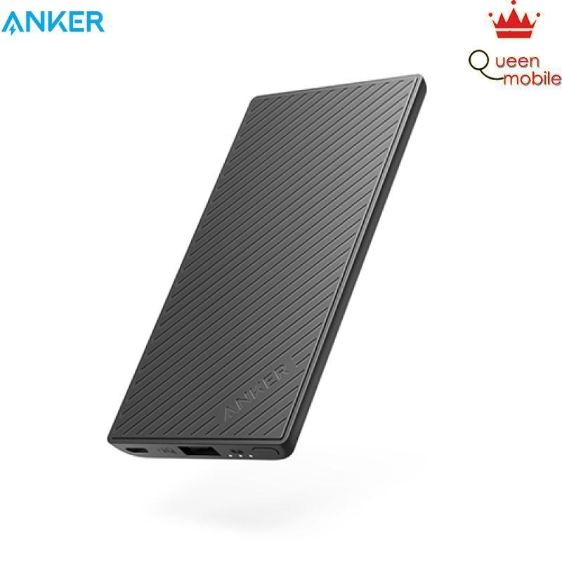 Pin sạc dự phòng mỏng nhẹ siêu bền Anker PowerCore Slim 5000mAh UN Đen – Review và Đánh giá sản phẩm