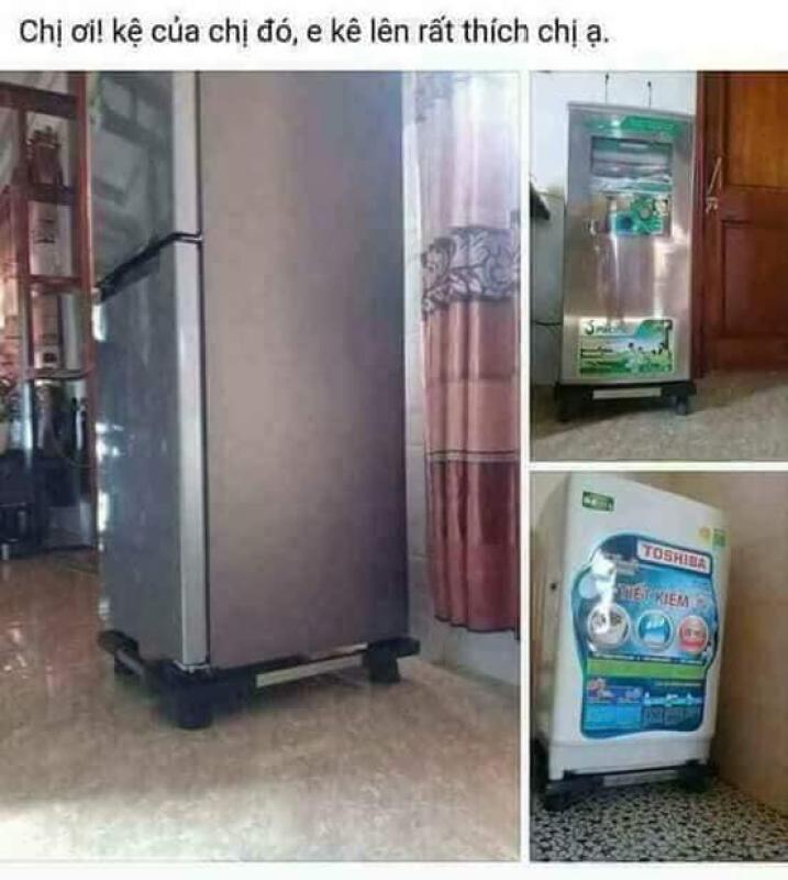 Kệ kê máy giặt tủ lạnh