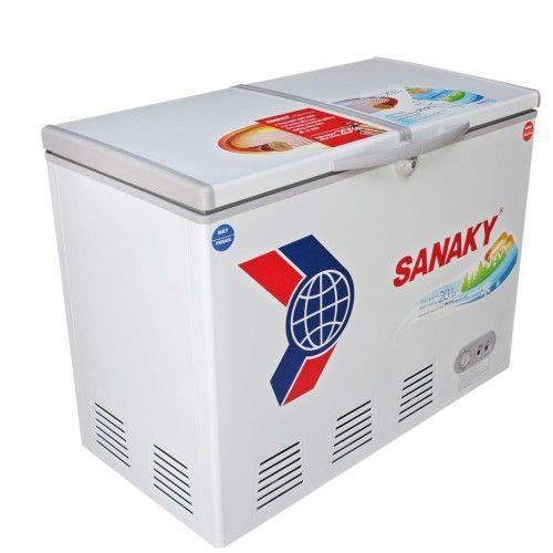Hình ảnh Tủ đông dàn đồng Sanaky VH-2299A1 ( 1 Ngăn Đông 220 Lít )
