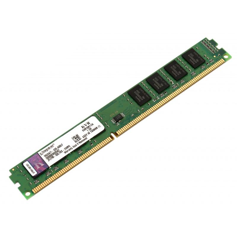 Hình ảnh RAM KINGSTON 4GB DDR3 BUS 1600MHZ