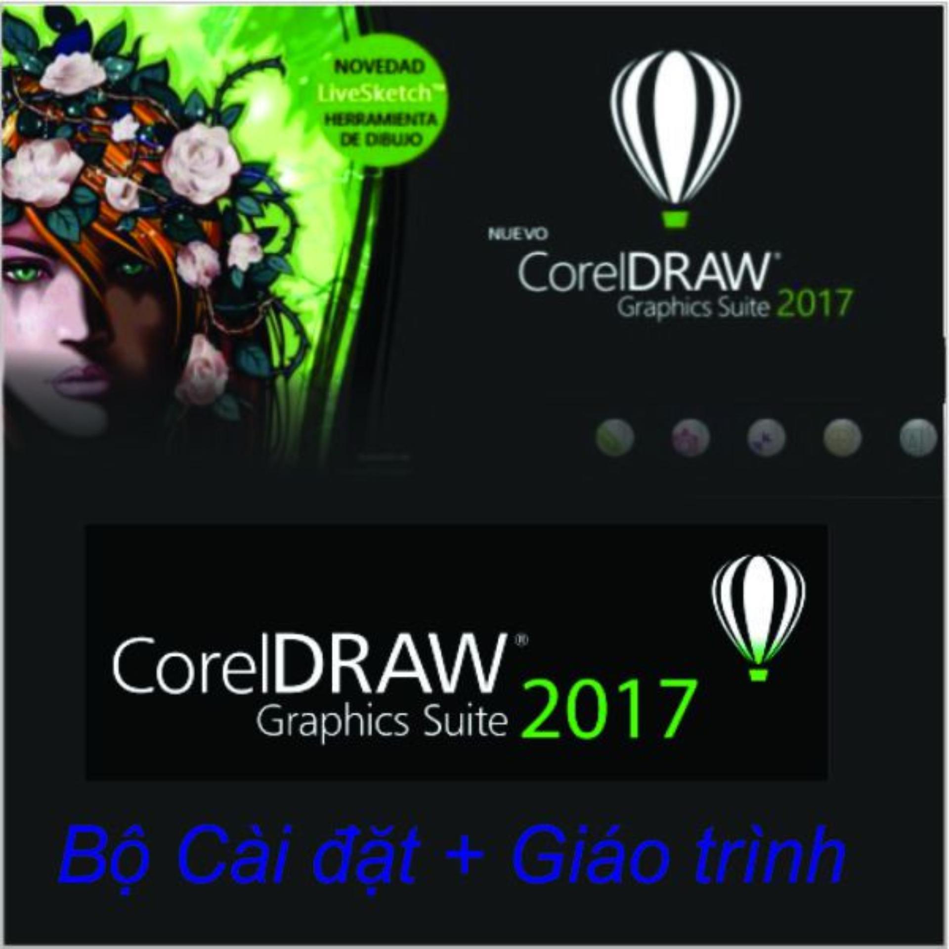 Bộ ĐĨa Corel Draw X9