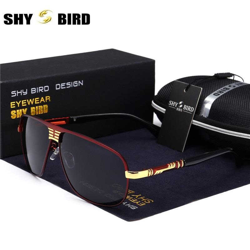 Shybird New Men S High Quality Business S Men Casual Driving Goggles Polarize 8272 Sunglasses By Archonia-Uss.