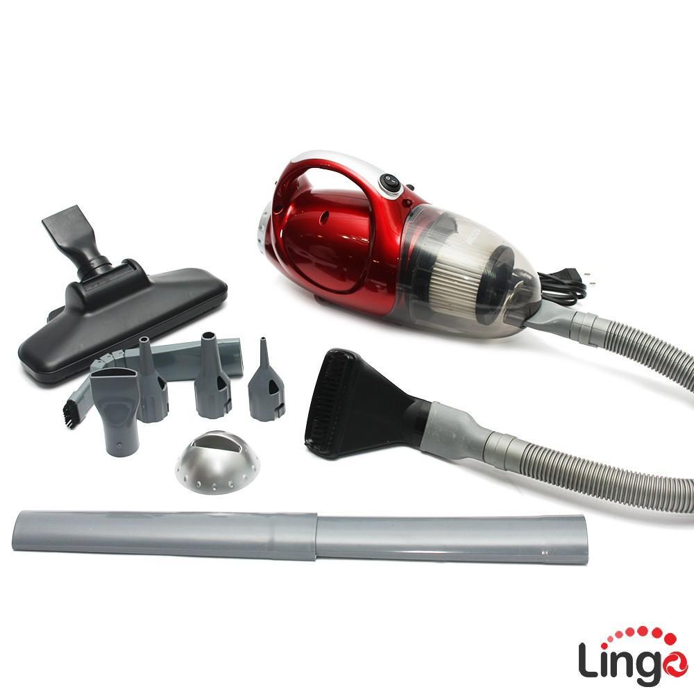Máy hút bụi cầm tay 2 chiều hút và thổi Vacuum Cleaner JK-08