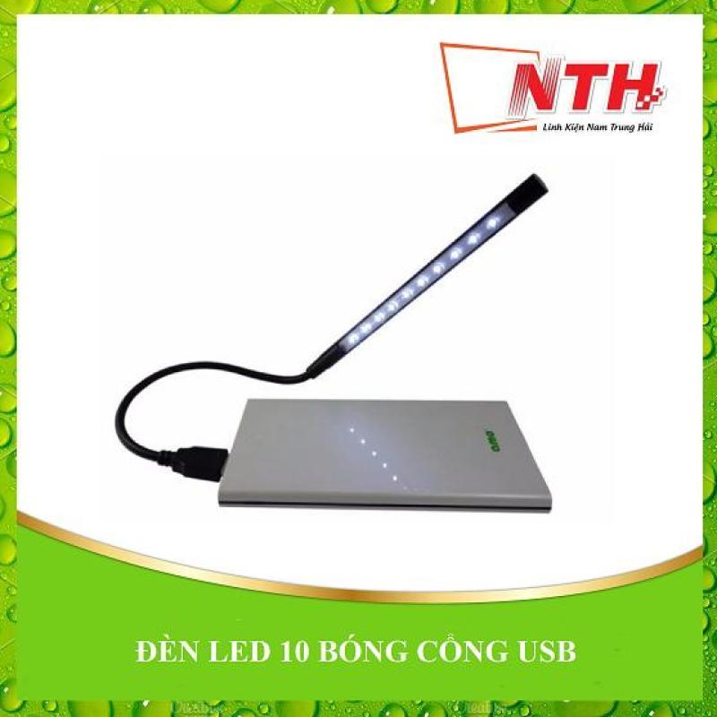 Bảng giá ĐÈN LED 10 BÓNG CỔNG USB Phong Vũ