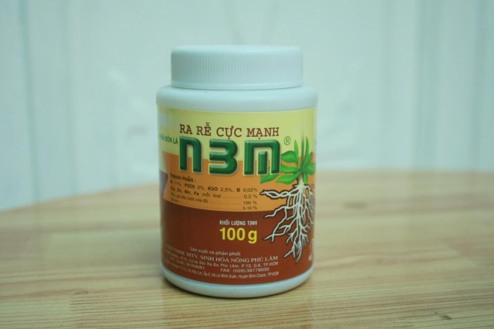 Hình ảnh N3M - thuốc kích thích ra rễ cực mạnh 100gr