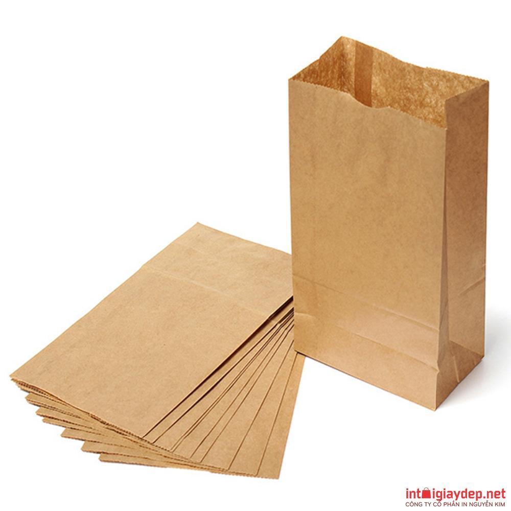 Mua Bộ 200 Túi giấy bọc hàng online