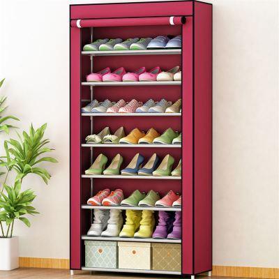 Large Minimalist 8-layer Shoe rack