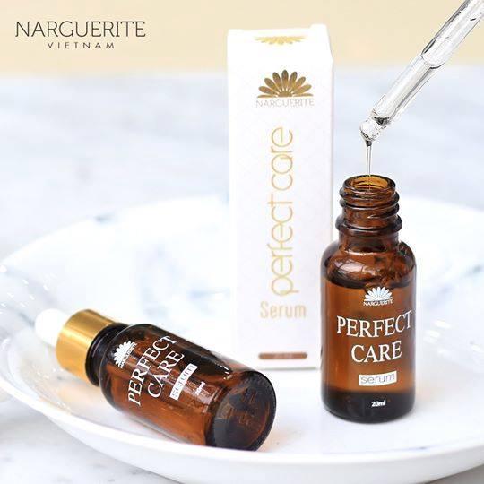 Hình ảnh Serum tái tạo ban đêm Narguerite Perfect Care 20ml