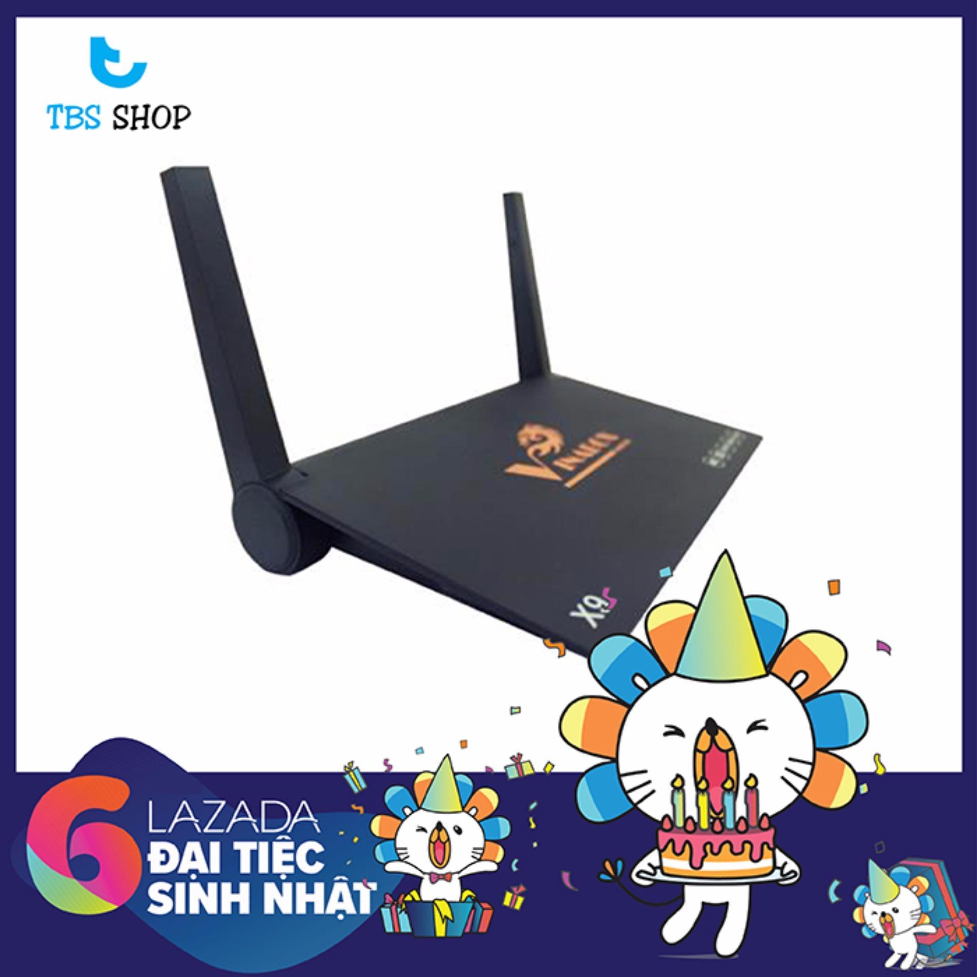 Android TV box Vinabox X9 Ram 2g Rom 8G