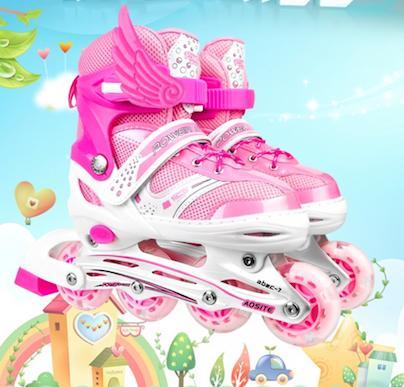giầy trượt patin phát sáng siêu đẹp