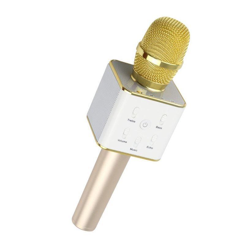 Micro Karaoke Q7 Tích Hợp Loa Bluetooth