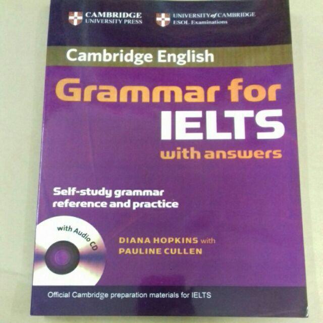 Mua Grammar for IELTS