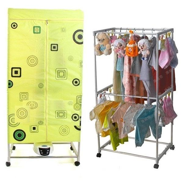 Hình ảnh Tủ sấy quần áo 2 tầng Samsung