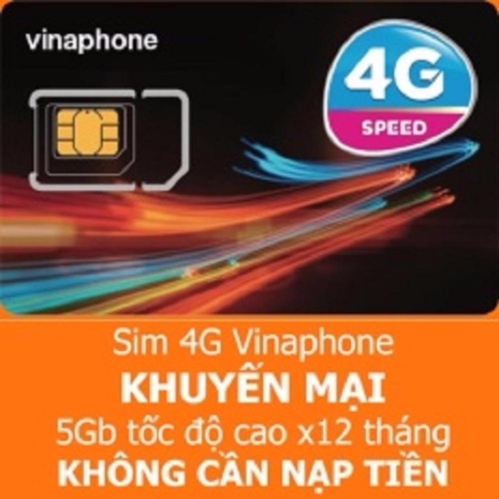 Ôn Tập Sieu Hot 2018 Sim Vinaphone 4G Vina12T Tặng 5 5Gb Thang Trọn Goi 1 Năm Khong Mất Tiền Gia Hạn
