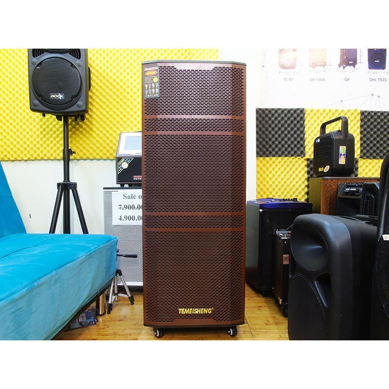 Mua Loa Keo Bass Đoi Temeisheng Gd 215 12 Model 2018 Bảo Hanh 1 Năm Mới