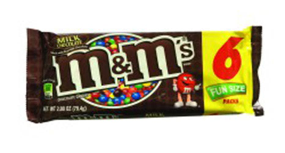 Chocolate M&M sữa 104gr của Mỹ