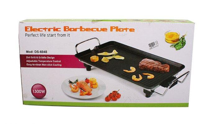 Vỉ nướng Electric Barbecue Plate Samsung DS-6048 chính hãng