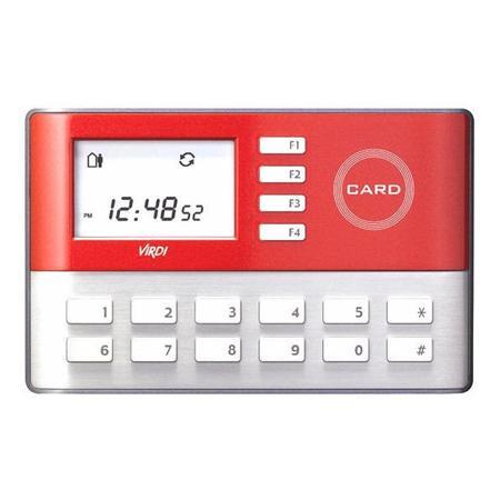 VIRDI AC-1000 Máy chấm công kiểm soát ra vào dùng thẻ