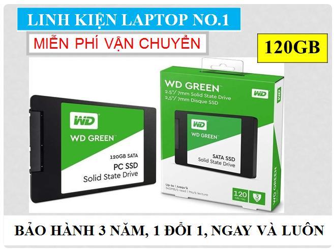 Hình ảnh Ổ cứng SSD Western Green 120GB SATA 2.5