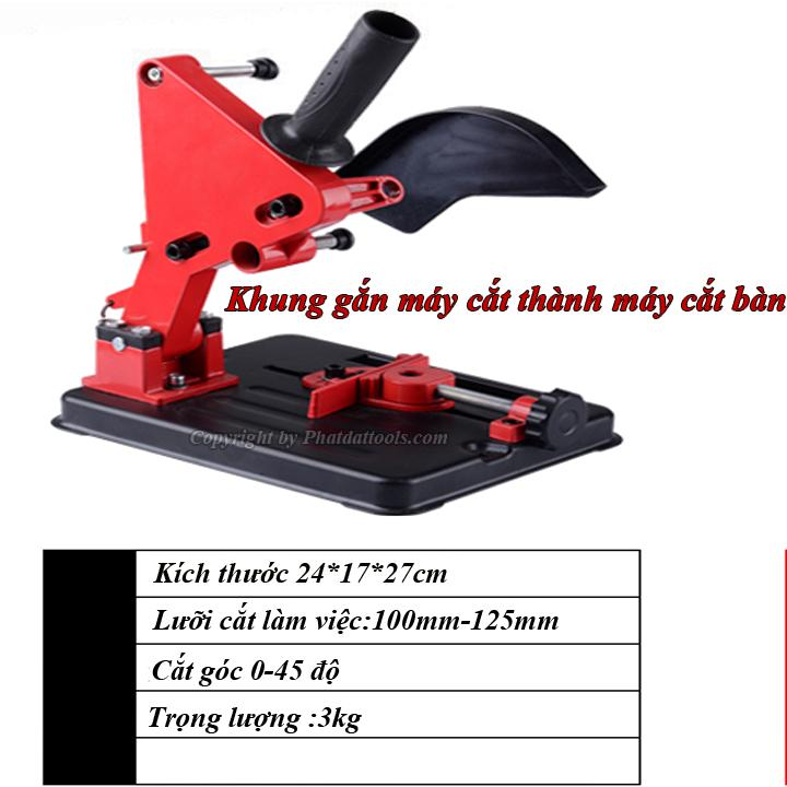 Khung gắn máy cắt-Khung gắn máy cắt thành cắt bàn bản cao cấp