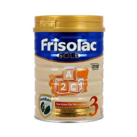 Giá Bán Sữa Bột Frisolac Gold Số 3 Cho Be Từ 1 Đến 2 Tuổi Kl 900Gr Trực Tuyến Hồ Chí Minh