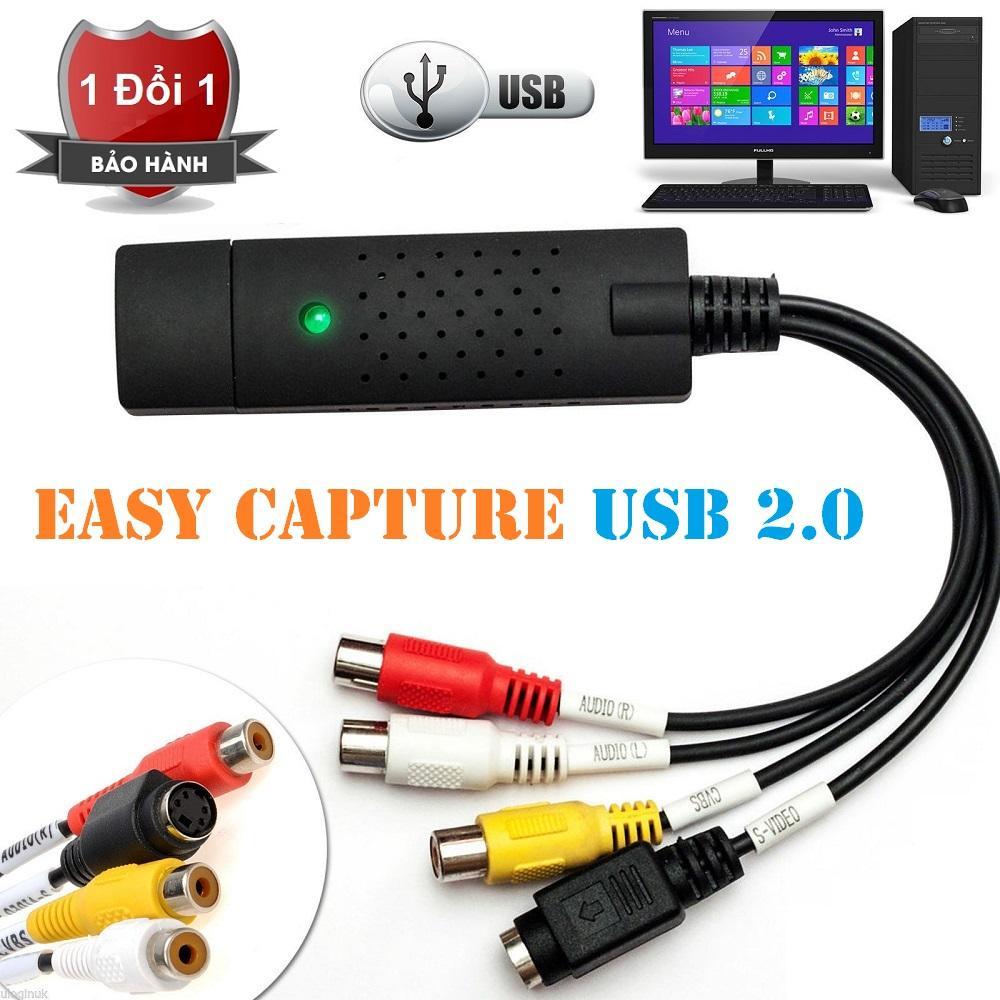Hình ảnh Thiết bị thu Easy Capture USB 2.0
