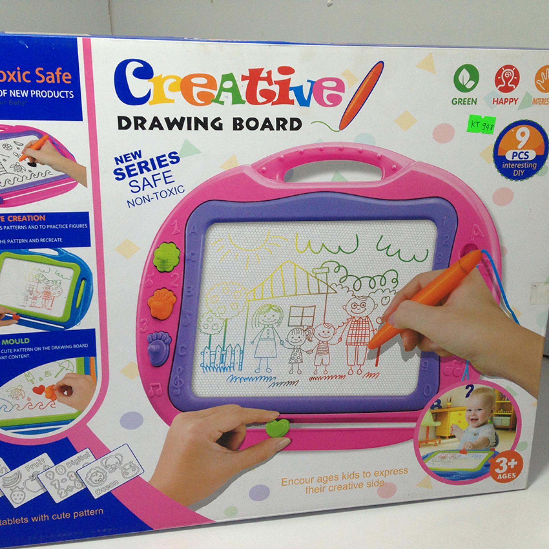 Hình ảnh Bảng xóa Creative Drawing Board ATC948