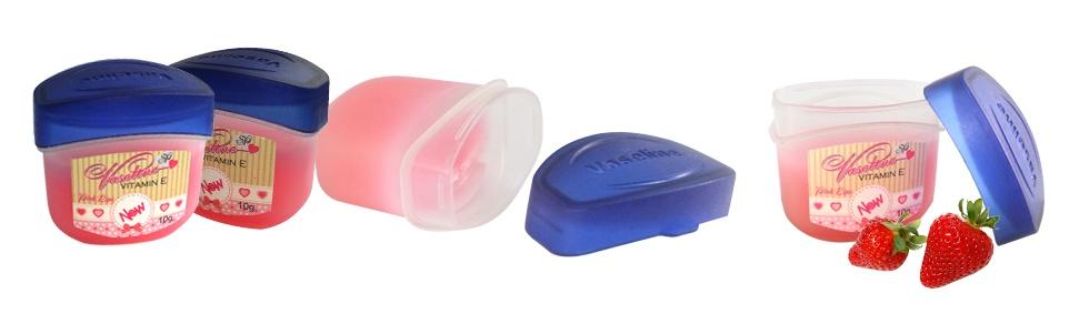 Son dưỡng môi Vaseline Pink Lips 10g