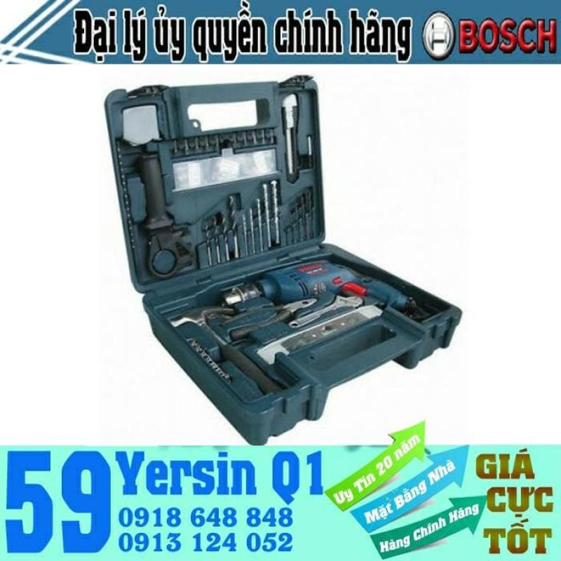 Máy khoan búa động lực Bosch GSB 16RE SET