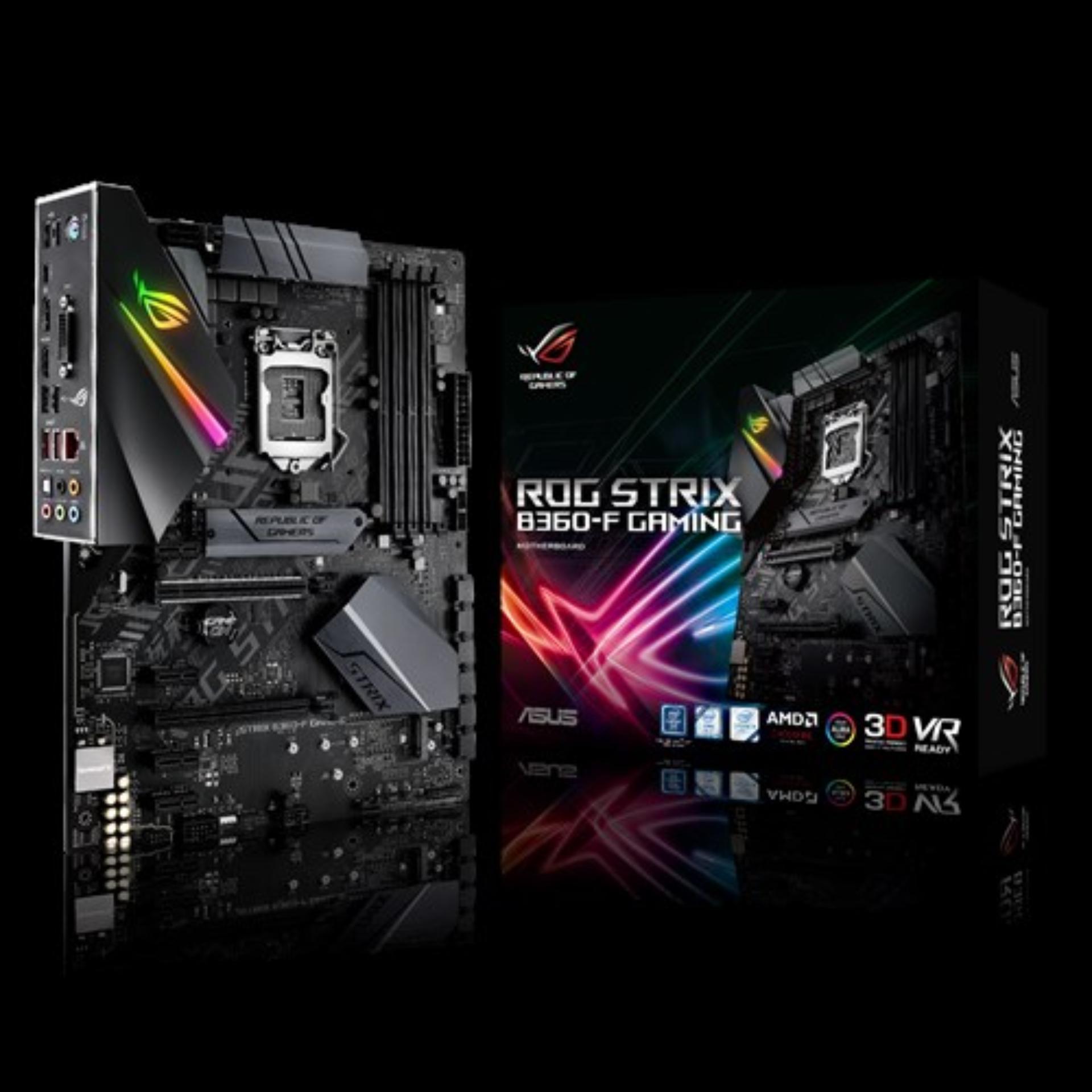 Hình ảnh ASUS ROG STRIX B360 - F GAMING