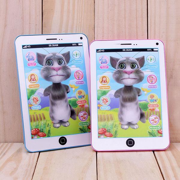Hình ảnh đồ chơi ipad mèo tôm thông minh