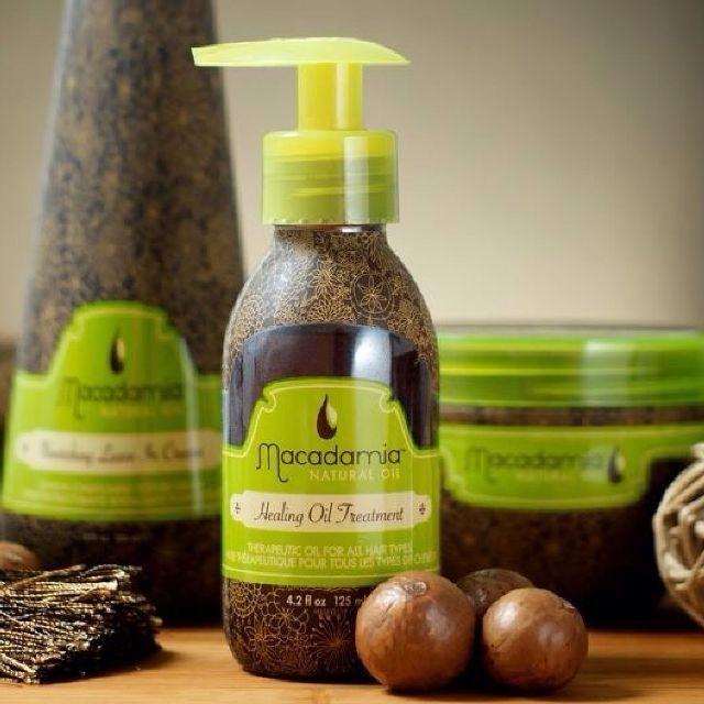 Hình ảnh Xịt dưỡng tóc siêu mềm mượt Macadamia Healing Oil