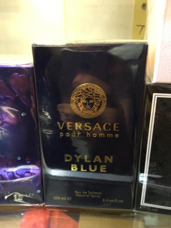 Versace Pour Homme Dylan Blue for Men 100ml