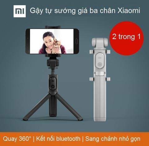 Hình ảnh Gậy Tripod tự sướng Xiaomi Bluetooth Selfie Stick
