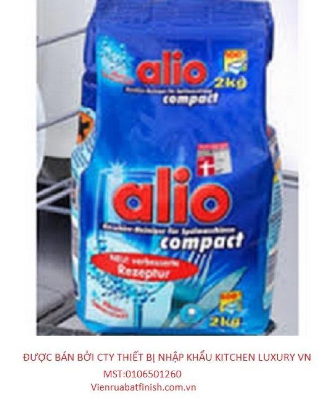 combo 3 sản phẩm bột Alio 1,8kg + Muối Alio 2kg + Nước làm bóng Alio 1000ml - Tặng 1 hộp muối Alio 2kg