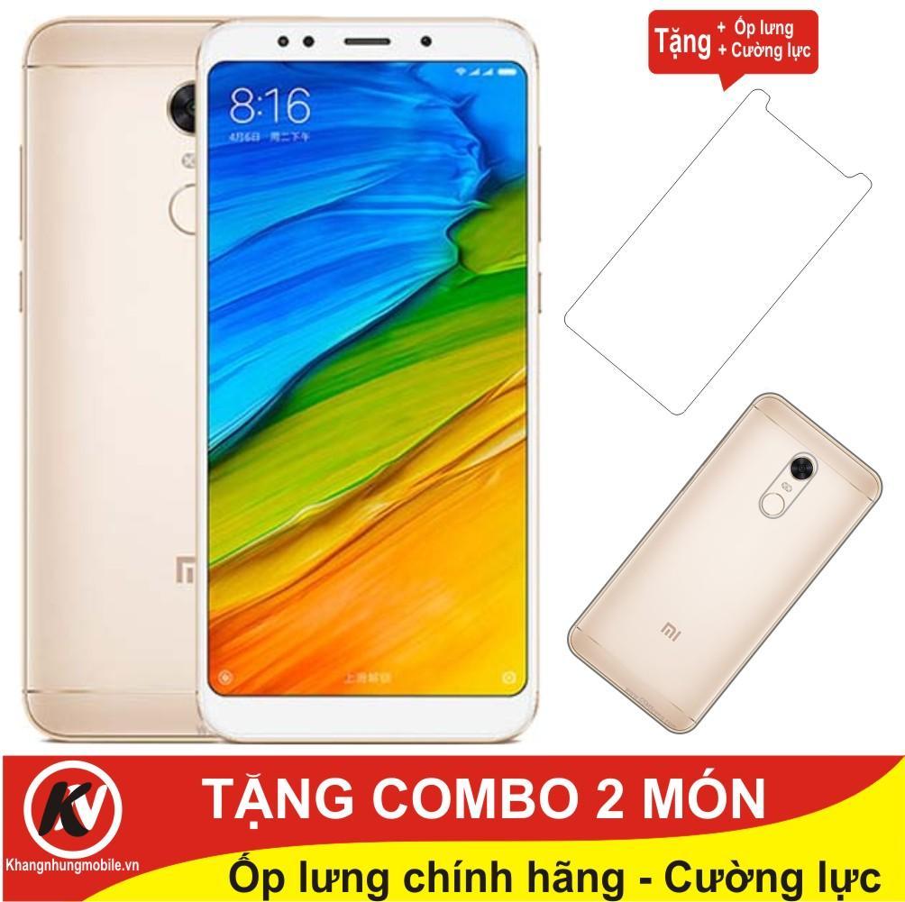 Bán Xiaomi Redmi 5 Plus 32Gb Ram 3Gb Vang Hang Nhập Khẩu Ốp Lưng Cường Lực Rẻ