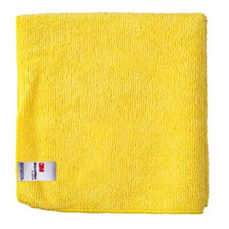 Khăn lau xe cao cấp 3M Microfiber Cloth (màu tùy ý)