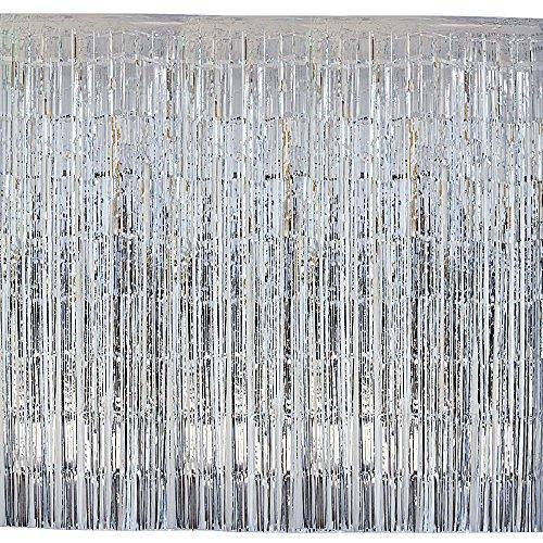 Hình ảnh Rèm kim tuyến bạc 1x2 mét