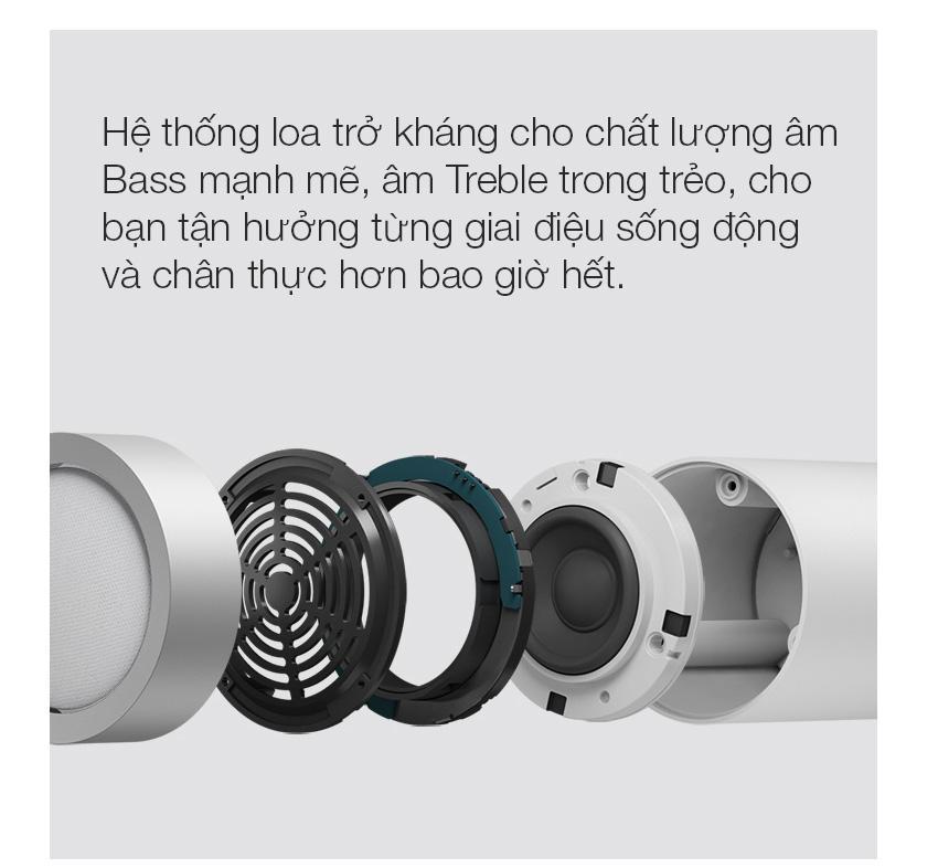Loa di động bluetooth Xiaomi Mi Speaker 2 (Đen)