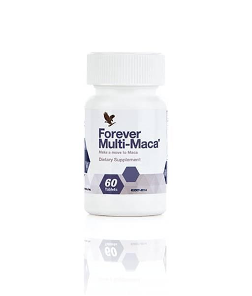Forever Multi Maca (#215) -với Maca + Cọ lùn+...- hỗ trợ sức khỏe nam giới-hàng chính hãng Mỹ