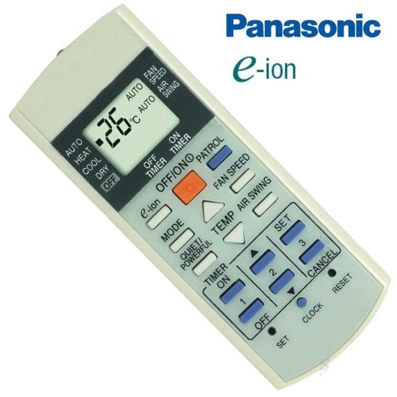 Bảng giá Remote cho điều hòa Panasonic E-ion 2 chiều Điện máy Pico