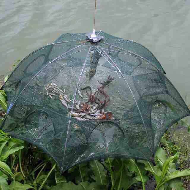 Hình ảnh Lưới bát quái bắt cá 8 lỗ (khomuare)