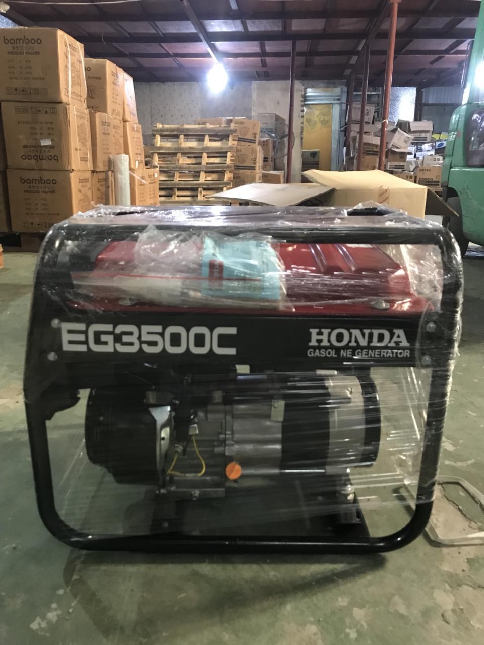 Máy phát điện honda EG3500CX 3kw chạy xăng đề