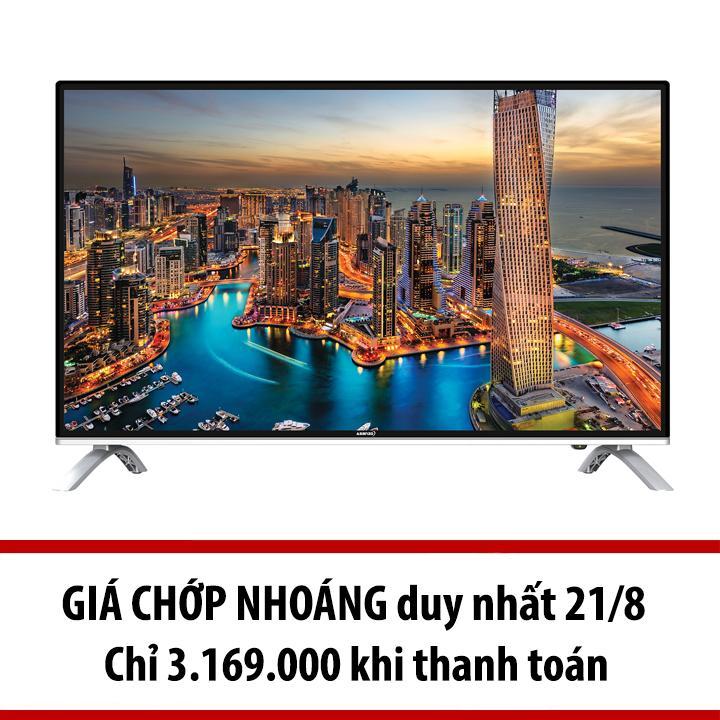 Hình ảnh Tivi LED Asanzo 32inch HD – Model 32T660N (Đen)