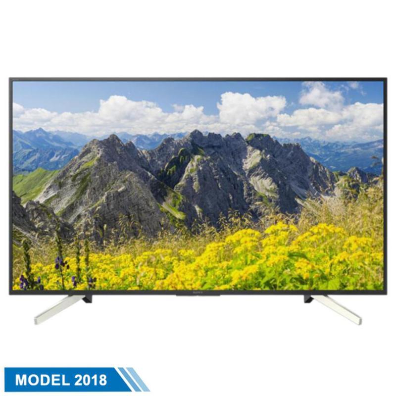 Bảng giá Smart Tivi Sony LED 43inch 4K Ultra HD - Model 43X7500F (Đen) - Hãng phân phối chính thức