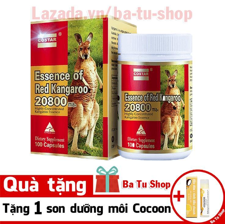 Kangaroo Red Costar