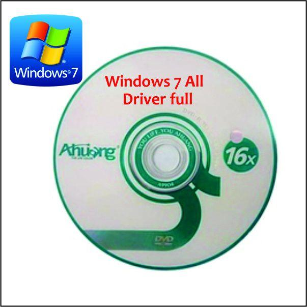 Hình ảnh BỘ DVD COMBO WIN 7 ALL + DRIVER ALL