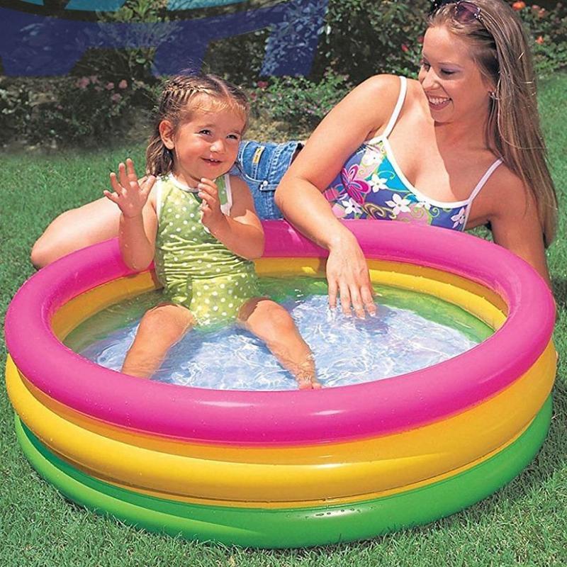 Intex 58924 KT 86x25 cm Bể bơi trẻ em Việt Hiếu